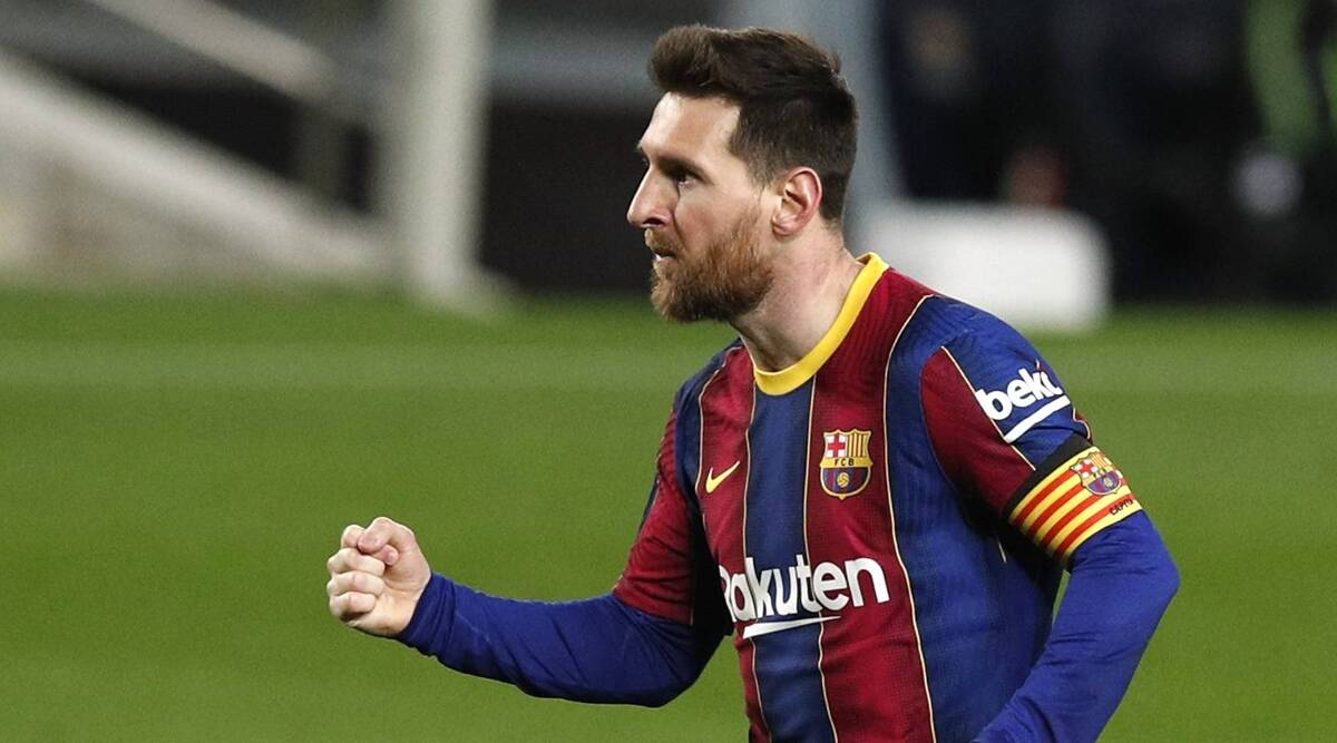 Lionel Messi must part with Barcelona